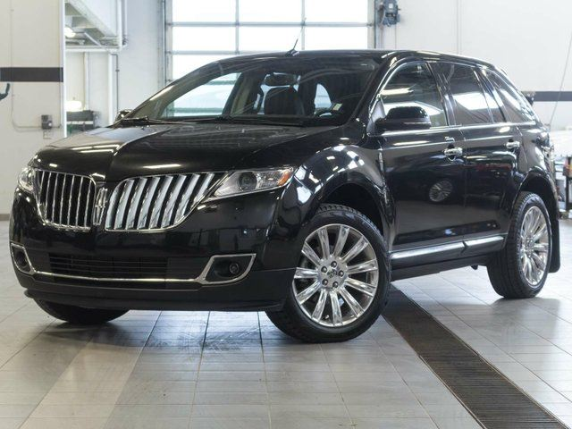 2014 LINCOLN MKX Elite Package w/Blind Spot Monitor in Kelowna, British Columbia