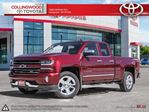 2017 Chevrolet Silverado 1500 LTZ Z71 EXTENDED CAB 4X4 NAVIGATION AND HEATED WHEEL in Collingwood, Ontario