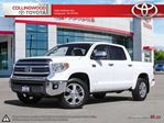 2016 Toyota Tundra 1794 PACKAGE PLATINUM 4X4 CREWMAX 5.7L ONE OWNER in Collingwood, Ontario
