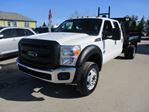 2015 Ford F-550  'GREAT KM'S' WORK READY SUPER-DUTY MODEL 6 PASS in Bradford, Ontario