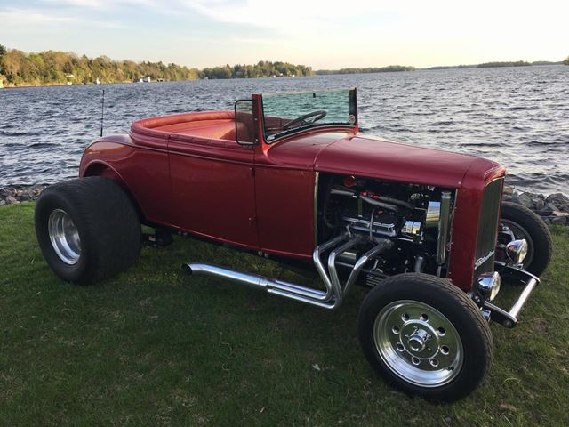1930 FORD Model A ROADSTER in Perth, Ontario