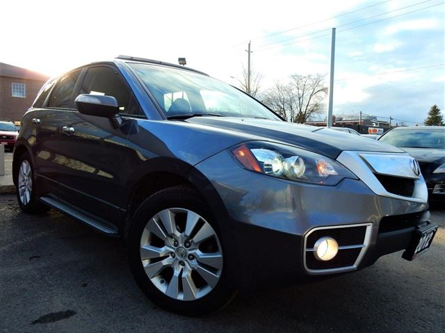 2012 ACURA RDX SH-AWD  TECH PKG  RUNNING BOARDS  REMOTE START in Kitchener, Ontario
