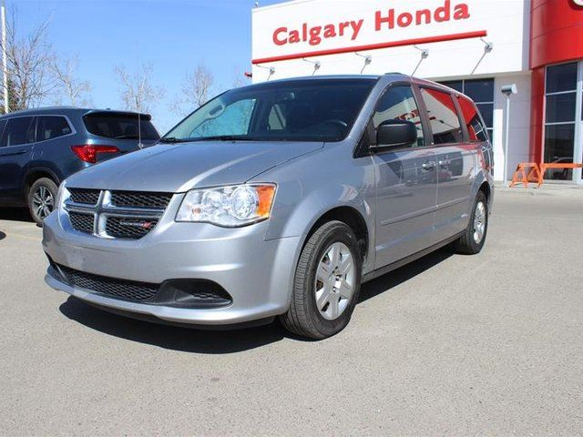 2013 DODGE GRAND CARAVAN SE Wagon in Calgary, Alberta