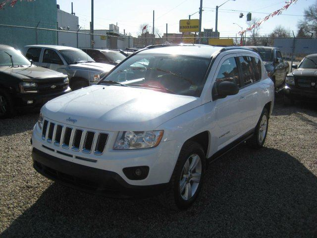 2013 JEEP Compass Sport/North 4dr 4x4 in Edmonton, Alberta