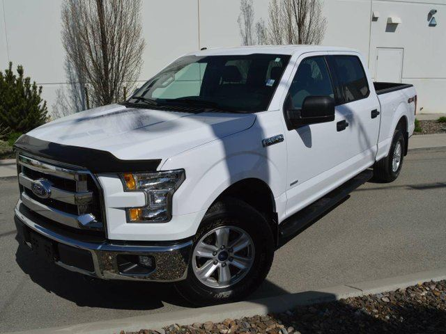 2016 FORD F-150 XLT 4x4 SuperCrew Cab Styleside 6.5 ft. box 157 in. WB in Kamloops, British Columbia