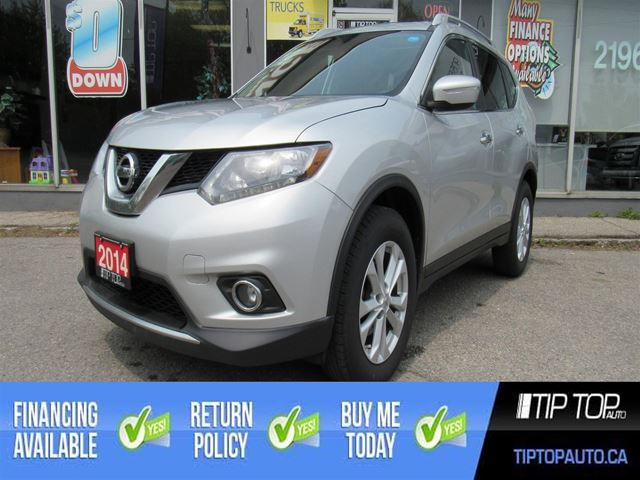 2014 NISSAN ROGUE SV ** Pano Sunroof, Bluetooth, Heated Seats ** in Bowmanville, Ontario