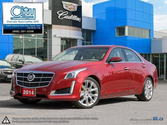 2014 CADILLAC CTS 3.6L Performance in Toronto, Ontario