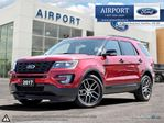 2017 Ford Explorer Sport 4WD with only 29,432 kms in Hamilton, Ontario