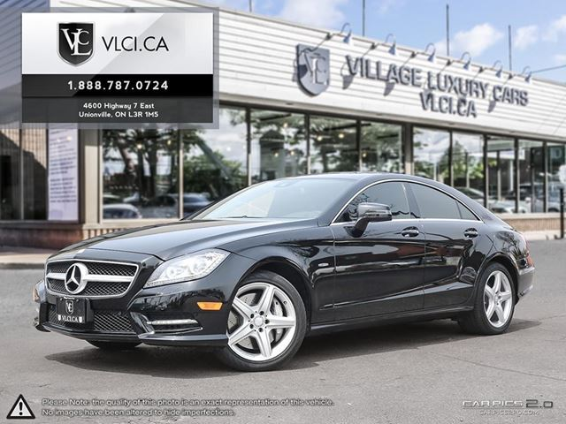 2012 MERCEDES-BENZ CLS-CLASS           in Markham, Ontario