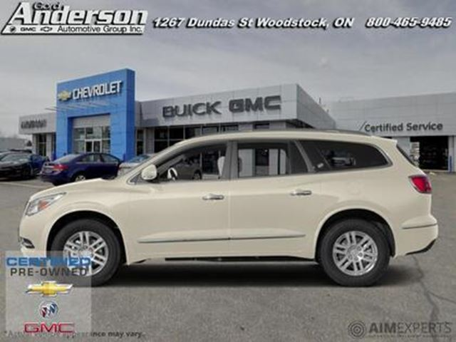 2013 BUICK ENCLAVE Premium - Leather Seats -  Cooled Seats in Woodstock, Ontario