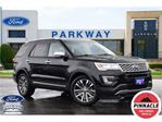 2017 Ford Explorer Platinum  2ND ROW BUCKETS  NO ACCIDENTS  1-OWNER in Waterloo, Ontario