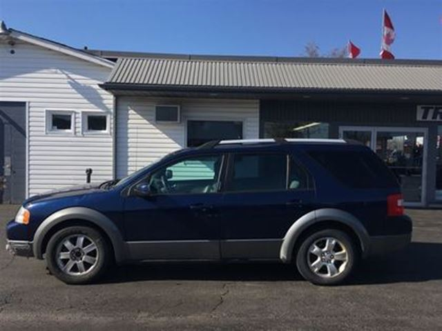 2007 FORD FREESTYLE SEL AS TRADED SPECIAL !! in Welland, Ontario