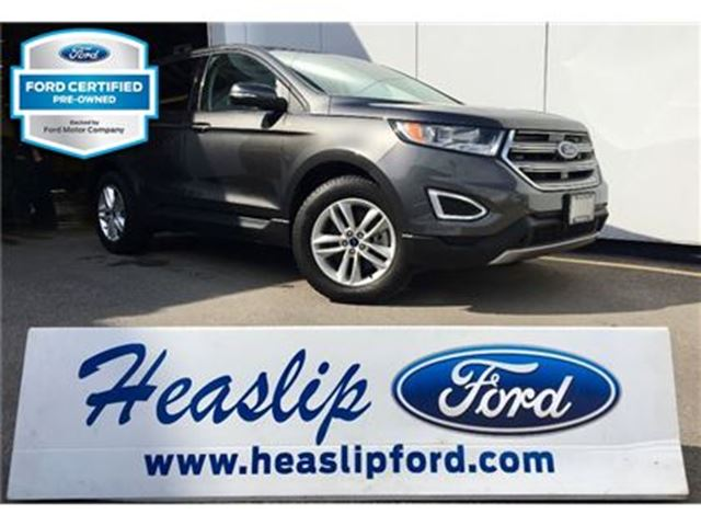 2017 Ford Edge SEL V6 AWD in Hagersville, Ontario