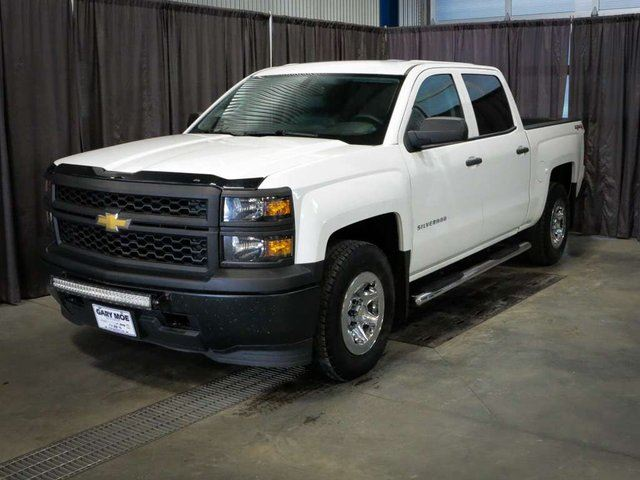 2014 CHEVROLET SILVERADO 1500 1500, WORK TRUCK in Red Deer, Alberta