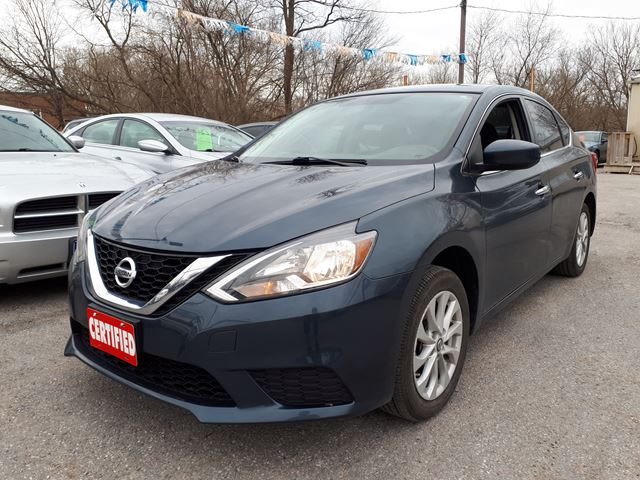 2016 NISSAN SENTRA low kms!,,certified in Oshawa, Ontario