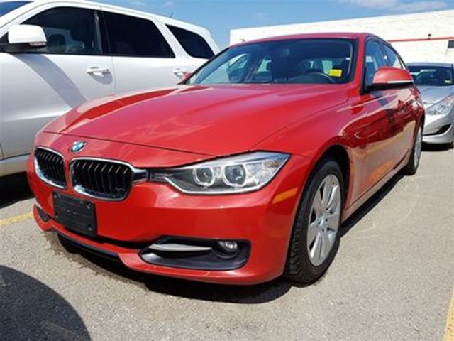 2014 BMW 3 SERIES Manual   Navigation, Sunroof in Whitby, Ontario