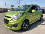 2013 Chevrolet Spark 2LT Auto LEATHER HEATED FRONT SEATS in St Catharines, Ontario