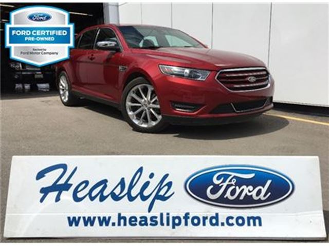 2017 Ford Taurus Limited AWD in Hagersville, Ontario