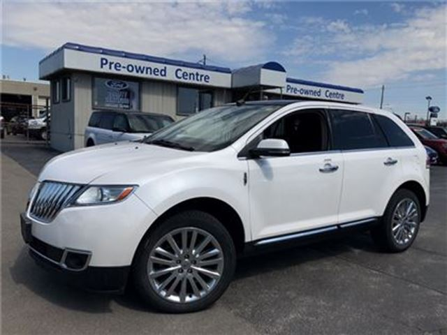 2014 LINCOLN MKX Base in Burlington, Ontario