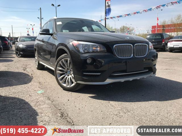 2015 BMW X1 xDrive28i   AWD   ROOF   LEATHER   HEATED SEATS in London, Ontario