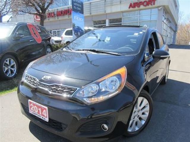 2014 KIA Rio EX w/Sunroof, Great Condition in Mississauga, Ontario