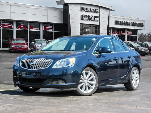 2016 Buick Verano ONE OWNER..LOCAL TRADE..ONLY 25,000 KLMS.. in Virgil, Ontario