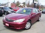 2006 Toyota Camry LE in Kitchener, Ontario