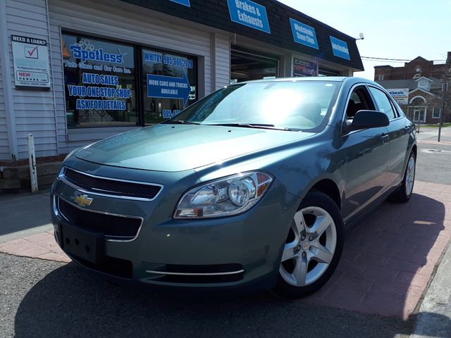 2009 CHEVROLET Malibu LS in Whitby, Ontario