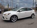 2012 Ford Focus TITANIUM, NAVIGATION, BACKUP CAMERA, BLUETOOTH, 78 KMS in Ottawa, Ontario