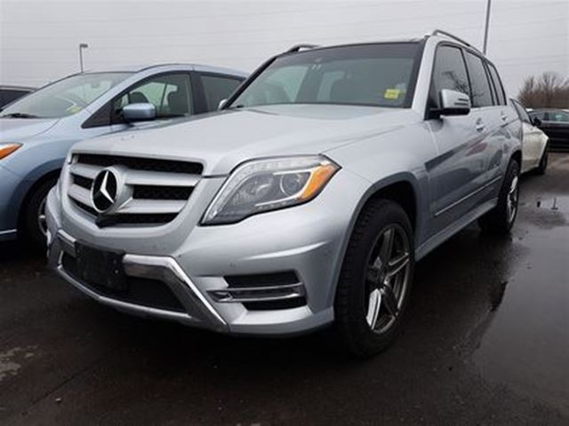 2015 MERCEDES-BENZ GLK-CLASS 350   Automatic   Navigation, Sunroof in Whitby, Ontario