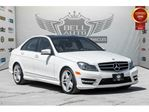 2014 Mercedes-Benz C-Class C350 4MATIC AMG NAVIGATION PANO SUNROOF LEATHER BACKUP in Toronto, Ontario