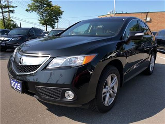 2015 ACURA RDX Tech at Technology Package, Navigation, AWD! in Brampton, Ontario