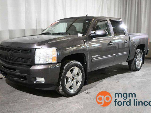 2010 CHEVROLET SILVERADO 1500 LTZ in Red Deer, Alberta
