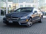 2014 Mercedes-Benz CLS-Class 4MATIC Coupe in Vancouver, British Columbia