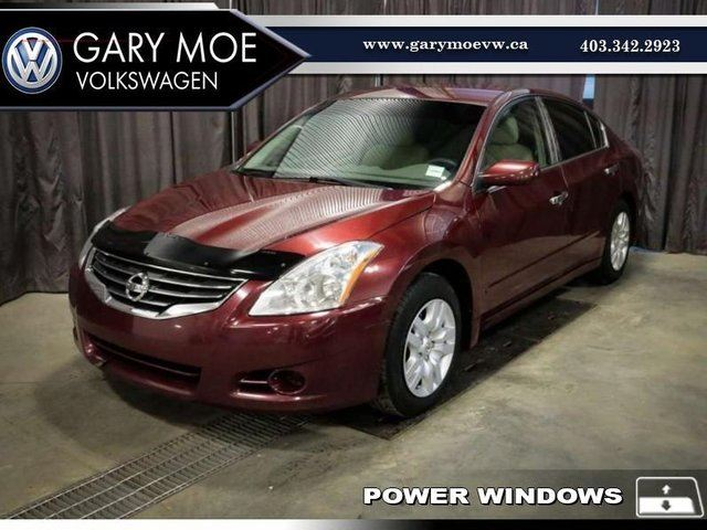 2010 NISSAN ALTIMA 2.5 S, $143 BW! in Red Deer, Alberta