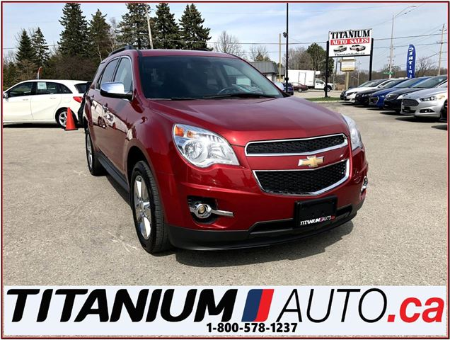 2014 CHEVROLET Equinox 2LT+AWD+V6+Camera+Heated Power Seats+Remote Start in London, Ontario