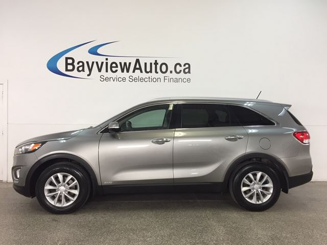 2018 KIA SORENTO 2.4L LX - HEATED SEATS! A/C! REVERSE CAM! BLUETOOTH! CRUISE! in Belleville, Ontario