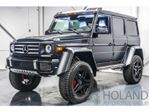 2017 Mercedes-Benz G-Class 550 SQUARED SPECIAL MATTE BLACK in Mississauga, Ontario