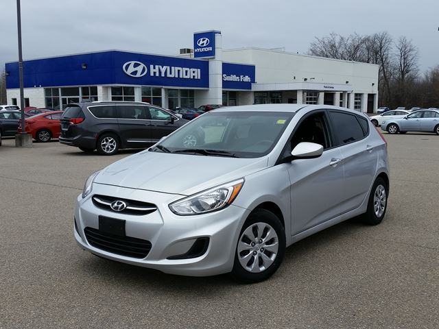 2017 HYUNDAI Accent GL in Smiths Falls, Ontario