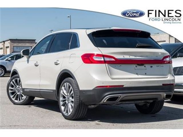 ford lincoln mxk