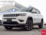 2017 Jeep Compass Limited 4x4*Leather * Navigation* Pano Sunroof in Woodbridge, Ontario