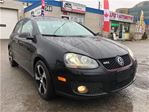 2009 Volkswagen GTI One Owner_Accident Free_Sunroof_Leather in Oakville, Ontario