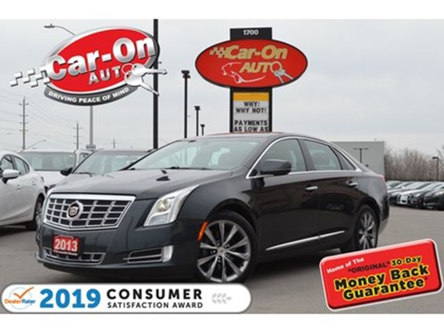 2013 CADILLAC XTS Luxury AWD LEATHER NAV REAR CAM ONLY 66, 000 KM in Ottawa, Ontario
