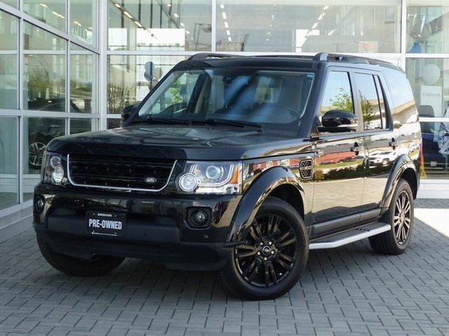 2015 LAND ROVER LR4 Base in Vancouver, British Columbia