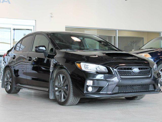 2016 SUBARU IMPREZA 2.0LM - Heated Leather Seats, Nav, Bluetooth, B/U Cam in Red Deer, Alberta