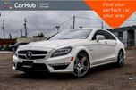 2013 Mercedes-Benz CLS-Class CLS 63 AMG Navi Sunroof Backup Cam Bluetooth Leather 19AMG Rims in Bolton, Ontario