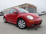 2009 Volkswagen New Beetle COMFORTLINE, LEATHER, ROOF, 98K! in Stittsville, Ontario