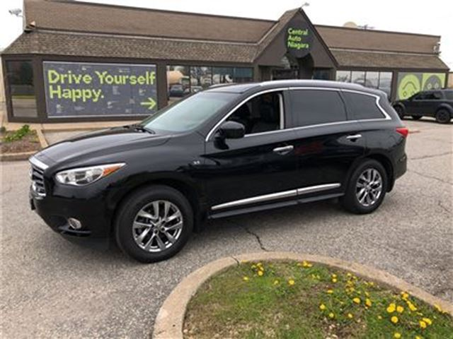2015 INFINITI QX60 7 - PASSENGER / LEATHER / NAVIGATION / SUNROOF in Fonthill, Ontario