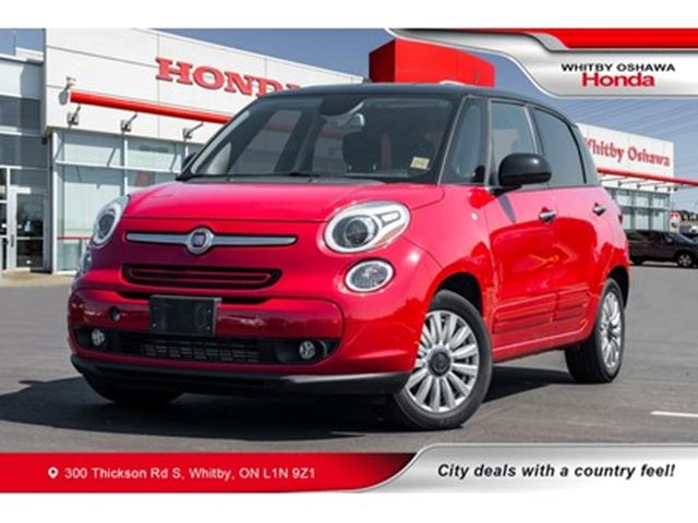 2015 FIAT 500L Sport   Automatic in Whitby, Ontario