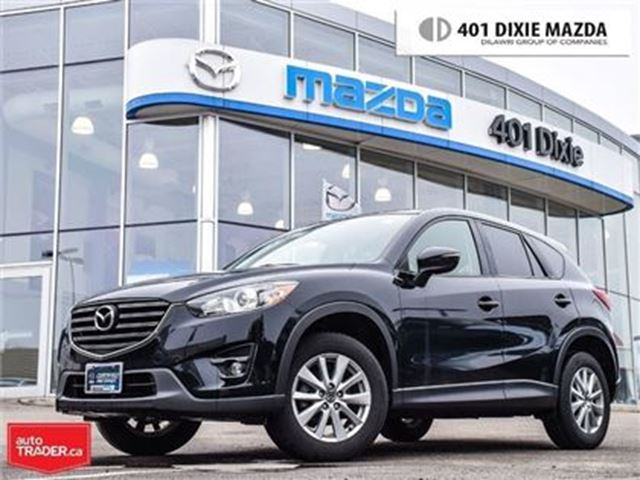 2016 MAZDA CX-5 GS-L,ONE OWNER,NO ACCIDENTS,0.9% FIANNCE AVAILABLE in Mississauga, Ontario